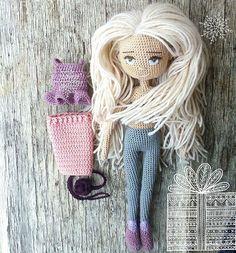 ❄❄ #crochetdoll #nwd #best_hm_world #handmadetoy #handmadedoll #villy_vanilly_shop #amigurumigram #amiguru #amigurumidoll #nwd_europe #вязатьмодно #promoteyourjwbiz #handmade_all_tut #weamiguru #portraitdoll #presentideas #giftideas #collectiondolls #куколкакрючком #newworlddesigners #куклаамигуруми #кукларучнойработы #кукласвомируками  #littlecutedolls #jwdesigners #jwhandmade #jwforever #bestlifeever #jwhappy #nwd_crochet
