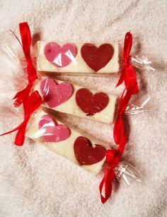 """Badepraline """"Two Hearts"""" von SanSavon Handmade auf DaWanda.com"""