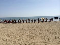#allenamento #KravMaga in #spiaggia. #IKMF