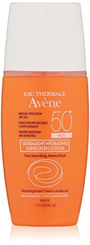 Skin Care Eau Thermale Avne UltraLight SPF 50 Plus Hydrating Sunscreen Lotion 13 fl oz >>> For more information, visit image link.