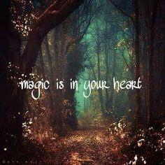 Urself is magic .