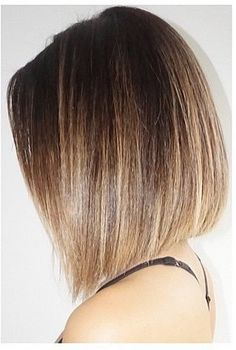 Let's just say it's a very good time to be blunt. Here are some great blunt cut bobs for your viewing pleasure: Hair by Colleen Duffy. Hair by Kaitlin Jade. Hair by Harriet Slade.