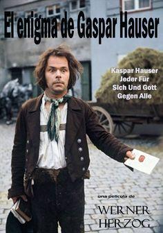 """""""The enigma of Kaspar Hauser"""" (Alemania 1974),  direcció: Werner Herzog.  Tema: Els efectes de la manca de socialització."""