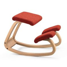 VARIABLE - Berle Taburetten - i like this kind of nordic chair n do u know how to use it? it is very good for ur back