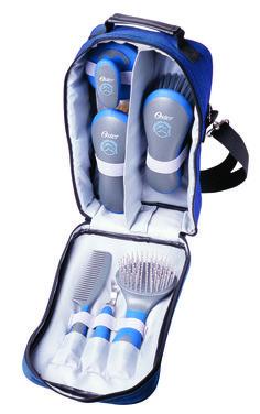 Horse Grooming Kit (Blue)