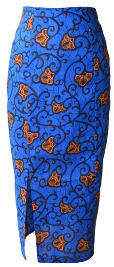 2016 OEM Custom make african fashion skrit african blue print skrit wax fabric dashiki african bodycon skrit
