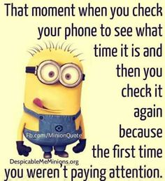 25 Trendy Ideas For Funny Quotes Minions Hilarious Lol So True Funny Minion Pictures, Funny Minion Memes, Minions Quotes, Funny Jokes, Minion Humor, Minions Minions, Cute Minion Quotes, Funny Pics, Funny True Quotes