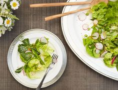 Bright with lemon zest and fresh herbs, this simple salad makes an elegant addition to any brunch, lunch, or dinner spread. If you're serving this as part of a buffet, consider leaving the dressing on …