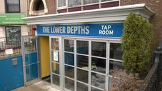 Lower Depths Taproom, Kenmore Square
