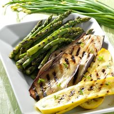 Summer Recipe: Delicious Grilled Summer Vegetables, A Cookout Must!