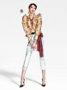 Ronald van der Kemp Couture Spring 2017
