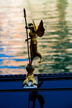 Angel on the Gondola