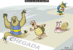 Obras da Copa...