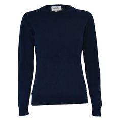 AW Classic Pullover - Navy