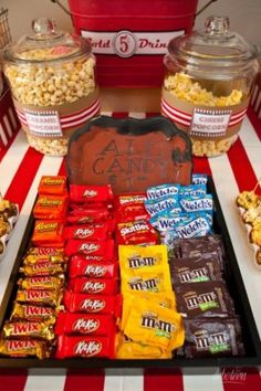Could be easily adapted for a Classic Monster movie party. Could be easily adapted for a Classic Monster movie party. Backyard Movie Party, Outdoor Movie Party, Outdoor Movie Nights, Outdoor Movie Birthday, Backyard Movie Nights, Adult Birthday Party, Sleepover Party, Birthday Party Themes, Birthday Ideas