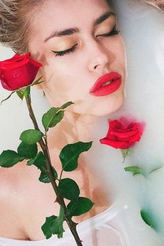 @evatornado Milk Bath Photography. 20 Perfect Pictures