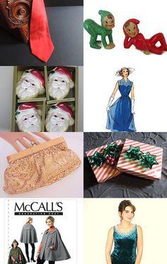 Holiday Decor and Fashion...