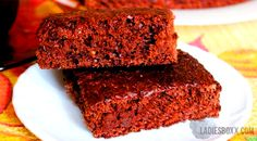 Dietary yummy: pumpkin brownies- 116.76 calories
