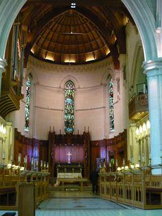 Inside the Christchurch Cathedral, Christchurch, New Zealand before 2011 Earthquake. So sad. Earth Quake, Kiwiana, Lisbon Portugal, Volcanoes, South Island, Homeland, New Zealand, Cathedral, Religion