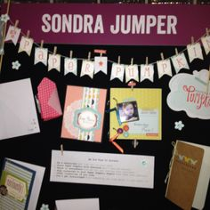 Display board at Leadership  To place an online order, please visit my blog at: www.stampinjo.stampinup.net