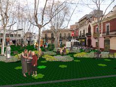 Eivissa square, Barcelona. BIMSA. Q d'ARQUITECTURA. Miquel Turne / Jordi Grane Telf: +34 654.065.999 www.qdarquitectura.com