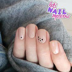 Let's Nail Moscow Minimalist Nails, Nail Swag, Love Nails, Pretty Nails, Nail Manicure, Gel Nails, Nail Art Designs, St Patrick's Day, Super Nails