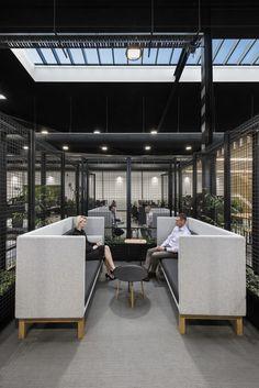 OZ Minerals Head Office - Studio Nine Architects Minerals, Conference Room, Studio, Architects, Table, Furniture, Home Decor, Decoration Home, Room Decor