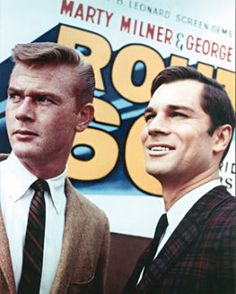 route 66 tv show actors | Classic TV Series Books: Route 66