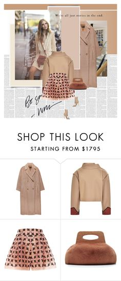 """""""Naturally Fall"""" by stephaniee90 ❤ liked on Polyvore featuring Rochas, Tome, Delpozo, Nancy Gonzalez and Oscar de la Renta"""