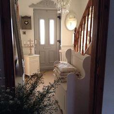 Ambienti semplici ed eleganti a casa di Trudy - blogs de decorazione