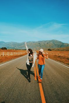 Best Friend Road Trip