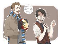 Poor Sherlock er I mean Stark???