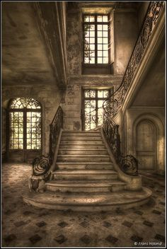Photograph Almost Royal stairs by Frans Nijland on 500px