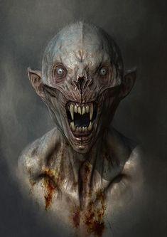 evil fantasy creatures - Google Search
