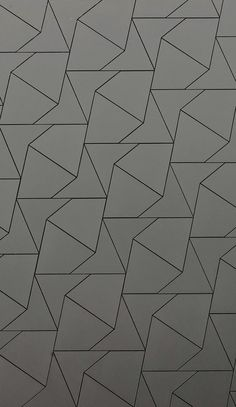 Architectural facade panel pattern by Delugan Meissl architects. EQUITONE facade materials. equitone.com