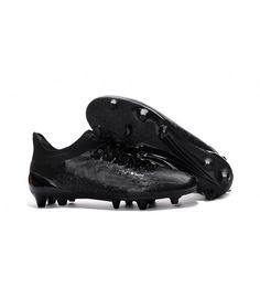 Adidas X 16.1 FG-AG Tacchetti Per Terreni Duri Per Campi In Erba Artificiale Scarpe Da Calcio All Nero