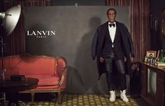"""Campaña: Lanvin Otoño/Invierno 2012  Foto de Steven Meisel de gente """"real"""" vistiendo Lanvin. Geniales anuncios."""