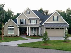 Two-Story Home Photo, 025H-0140