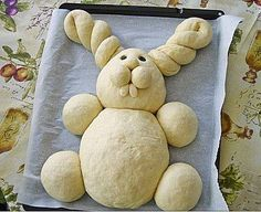 Rabbit bread/ rolls