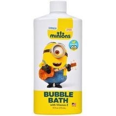 Illumination Entertainment Minions Bubble Bath, 16 oz.
