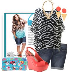 """""""Embrace Your Curves"""" by stephiebees on Polyvore"""