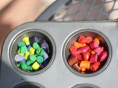 Solar Crayons Summer Craft for Kids hmmm. wonder what colors to mix..... :D cannot wait