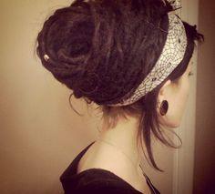 sometimes i miss my dreads...
