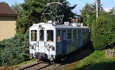 mob-bcfe4-4-11-chaucey BC / MOB BCFe 4/4 11 -- Blonay -- 16.09.2012 Train Suisse, Trains, Transportation, Swiss Railways, Club, Miniature, Houses, Bright, Vintage