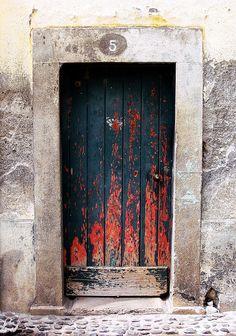 Funchal Door5/ by Flawka