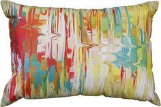 Mulberi Ripple Hullabaloo Cushion