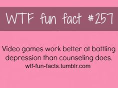Facts about gaming, intersting gaming information WTF Facts : funny, interesting & weird facts