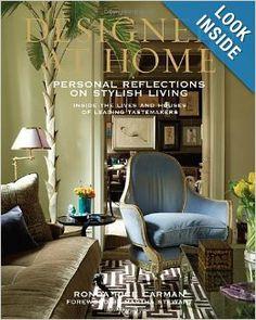 Designers at Home: Personal Reflections on Stylish Living: Ronda Rice Carman, Martha Stewart: 9780847840090: Amazon.com: Books
