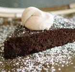 a hippie with a minivan – Dense Chocolatey Chocolate cake…