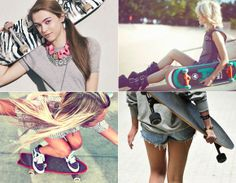 #skateboard  #fashion